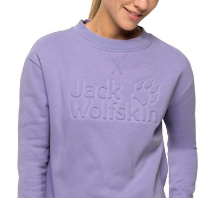 Джемпер Jack Wolfskin WINTER LOGO SWEATSHIRT W 1707811