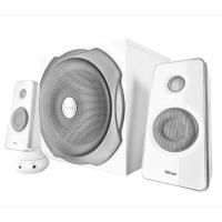 Акустична система Trust Tytan 2.1 Subwoofer Speaker Set White (TR18789)