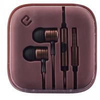 Навушники Ergo ES-600i Minion бронзовий