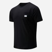 Футболка чоловіча New Balance NB Essentials Pocket  MT01567BK