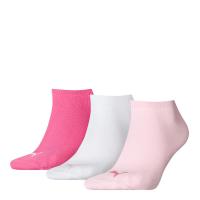 Шкарпетки жіночі PUMA UNISEX SNEAKER PLAIN 3P 90680704