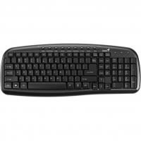 Клавіатура Genius KB-M225C(31310479108) USB Black Ukr