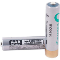 Аккумулятор SONY NHAAAB2F R03 1000 mAh 1x2 pcs