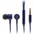Навушники Ergo ES-600i Minion сині