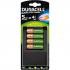 Зарядний пристрій DURACELL CEF14 + 2AA2500 + 2AAА850