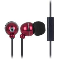 Навушники Ergo ES-190i Red