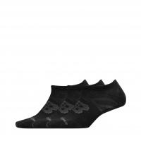 Шкарпетки New Balance Flat Knit No Show LAS03223BK (3 пари)