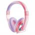 Навушники TRUST Sonin kids headphone pink