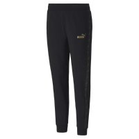 Штани жіночі Classic Amplified Sweatpants Puma Black-Gold  58362051