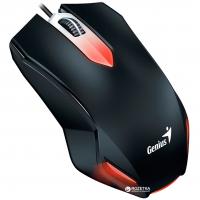 Мишка Genius X-G200 USB Gaming Black(31040034100)