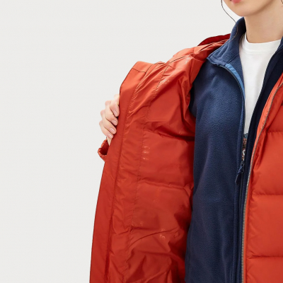 Пальто Jack Wolfskin CRYSTAL PALACE COAT 1204131
