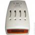 Зарядний пристрій UFO U19 + 4xAA2700mAh