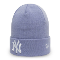 Шапка New Era Pop Base Logo New York Yankees Cuff Knit Beanie 60141879