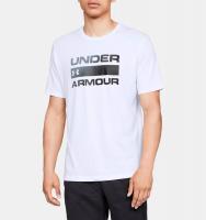 Футболка Under Armour eam Issue Wordmark Short Sleeve 1329582-100